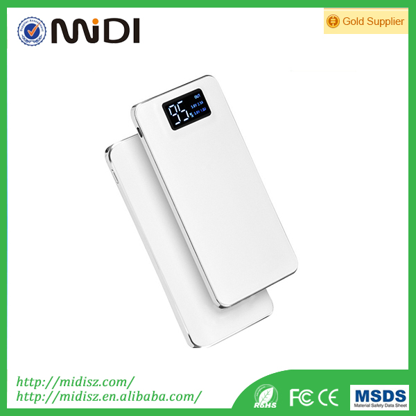 10000mAh power bank for laptop mini power bank power bank Battery Pack Charger For iphone Samsung