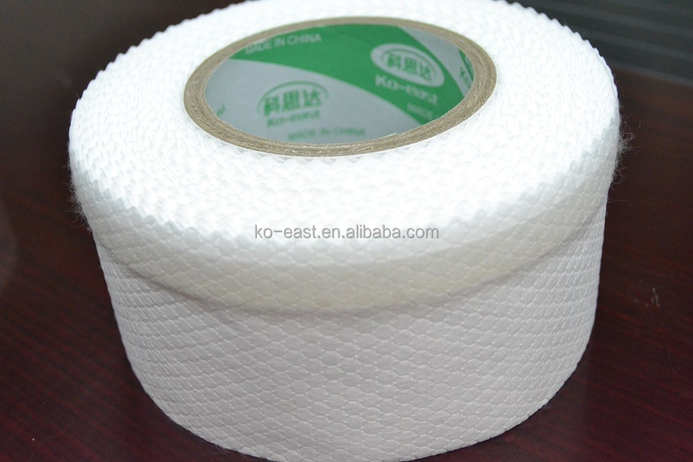 Magic tape diaper raw material hook tape for baby adult diaper