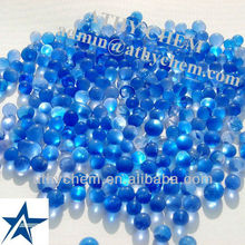 Lavender Blue 2-4mm Granularity Water Absorbing Silica Gel Drier for Precise Instrument