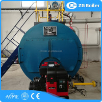 Factory reasonable price comparison between 2 and 3 tph oil fired boiler