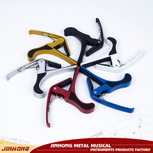 Musical instruments accessories quick change clamp guitar capo