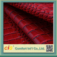 High Quality Waterproof Upholstery Furniture PVC Leather