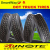 smartWAY semi radial 295/75r 22.5 drive axle truck tires for the US market