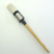 Lary high quality 100% PBT filament Round Brush with long wooden handle