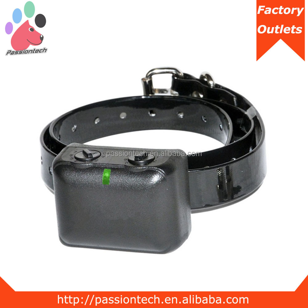Automatic Shock Vibra 6 Intensity Levels 7 Sensitivity Levels Pet Dog Device No Bark Controller Collar