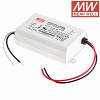 60W Mean Well constant voltage 25w 40w led driver power supply for indoor led light application