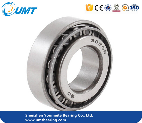 Tapered roller bearing 30304 by size 20*52*16.25 mm