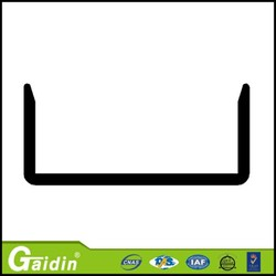 Custom manufacturer square alloy item aluminum profile dealer