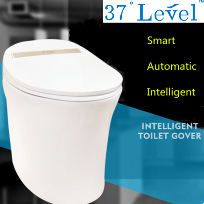 new smart toilet with remote control china sanitary ware intelligent toilet smart wc western toilet