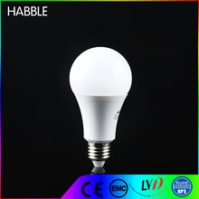 Low cost E27 3000K emergency residential indoor led light bulb