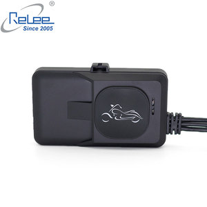 Portable 3 Inch 120 Degree Wide Angle Mini 720P HD Dual Lens Rear View Waterproof 2 Channel Motorcycle DVR / Motorcycle Camera
