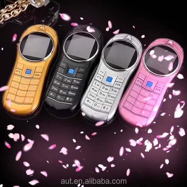 New arrival dual sim China fashion design metal body mobile phone K9