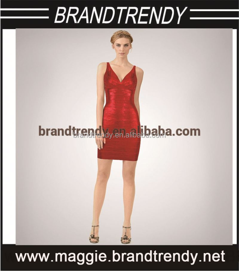 Latest wholesale celebrity black and red evening dress
