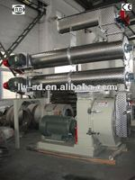 CE/GOST 15t/h stainless steel conditioner feed pellet making machine/pellet making mill SZLH508