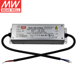 Meanwell Waterproof Metal Case IP67 ELG-100-C1400 100W 1400mA Constant Current Led Driver