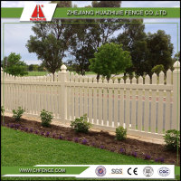 vinyl clear garden flower wooden fence