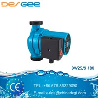 DW25/9 180 inlet/outlet 1.5 inch in-line circulation pump, Low Noise Central Heating Circulating Pump,manufacturer price