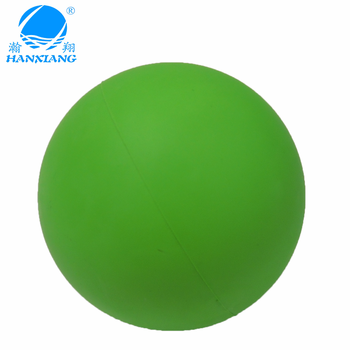 wholesale eco-friendly silicone color bouncing anti stress ball
