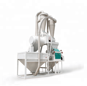 500kg/Hour small scale wheat flour making roller mill milling machine