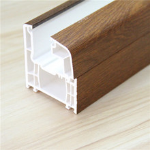 Two Colors Dimex UPVC Window Profile