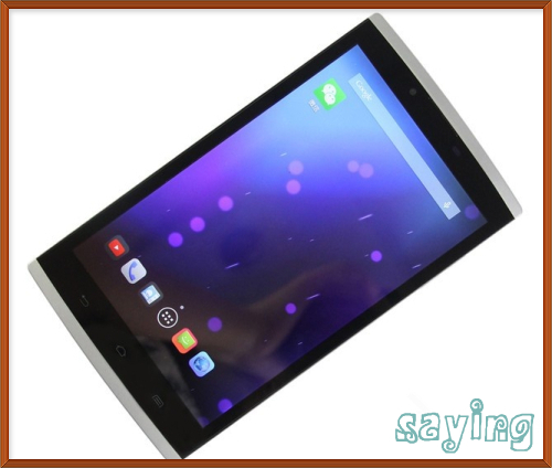 MTK6592 processor supports multiple languages 3g tablet pc New listing