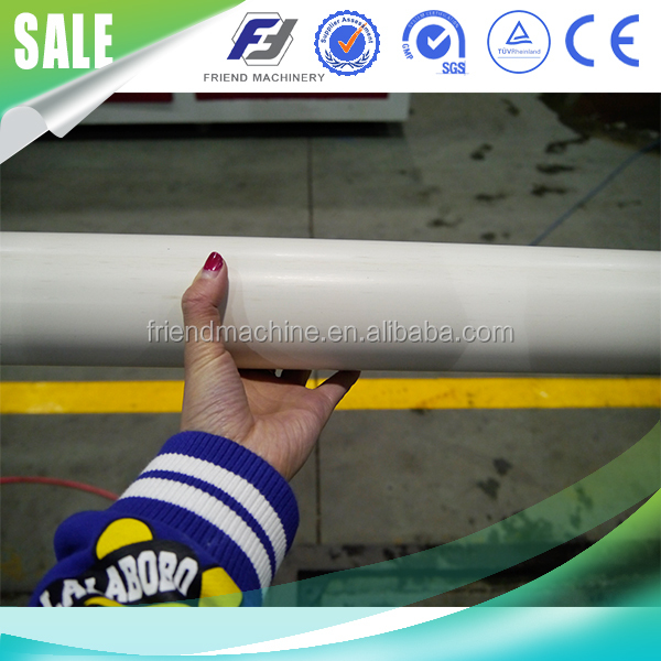 PP/PE/PVC Plastic Pipe Extrusion and Making Machine