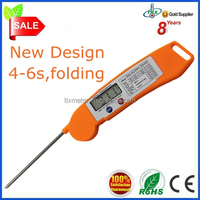 New Product Digital Kitchen Thermometer Probe Food Cooking Turkey BBQ Meat Thermometer