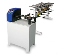 2017 BENFA new style winding machine series BFBS-1A for steel wire fibre wire automatically shut down winding machine
