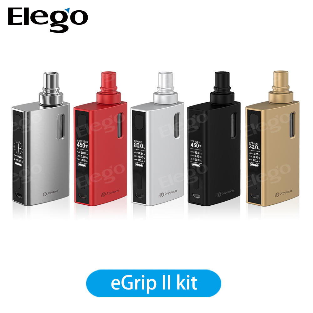2016 factory price Joyetech eGrip 2, Joye eGrip 2 Kit with Notch Coil and Game Mode