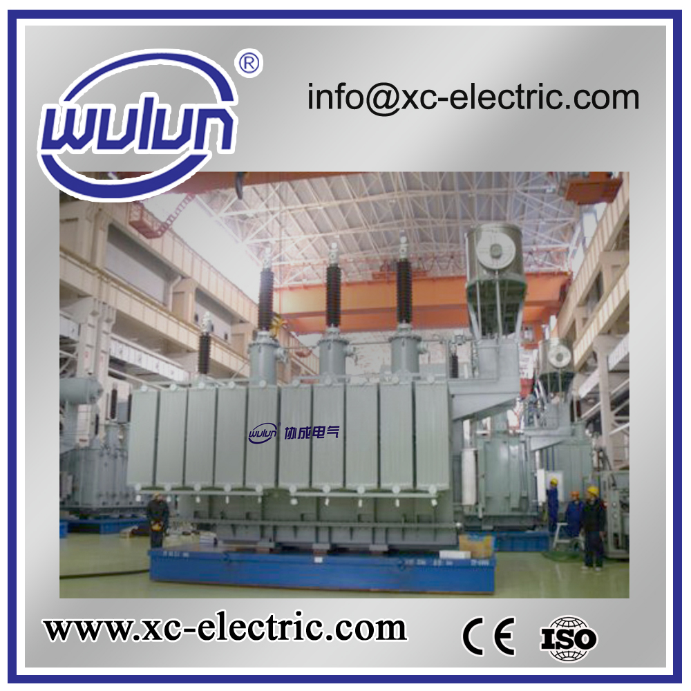 220KV high voltage oil-type power transformer /insulation power transformer
