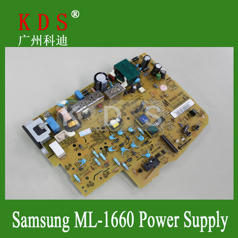 KDS For Samsung ML-1660 Power Supply Board Laser Printer Parts JC4400200A Pre-tested