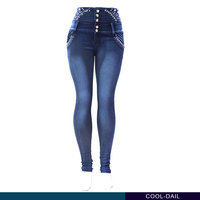 latest jeans top design new style jeans for women