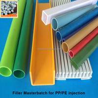 China high quality filler masterbatch for PP/PE injection