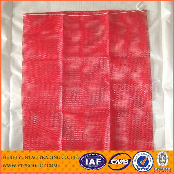High Quality Breathable Firewood Bulk Mesh PP Big Bag For Packing Wood