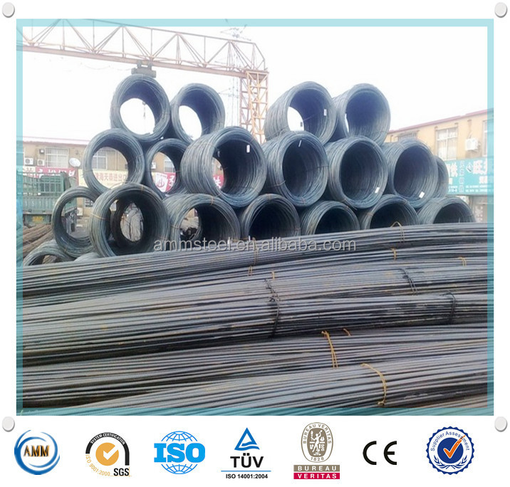 High Quality MS Steel Wire Rod for nail