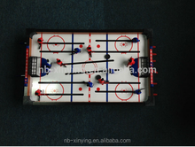 Hot selling Air hockey table game,table Top Rod Hockey for kids