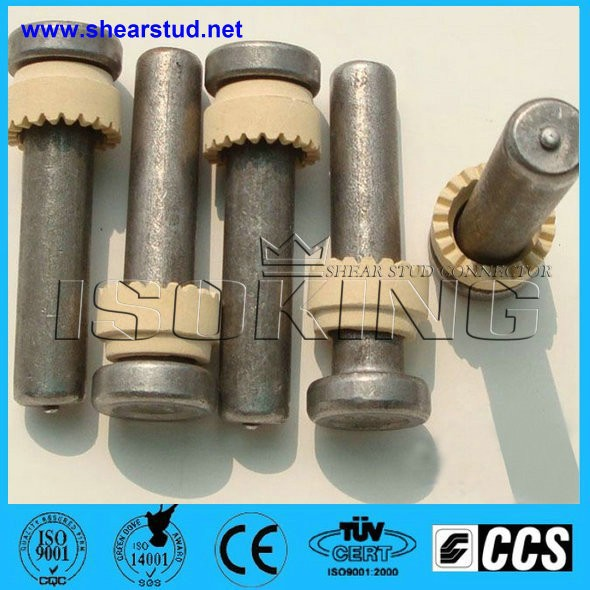 China Stud Bolt Fastener Manufacture Price Of Welding Shear Studs