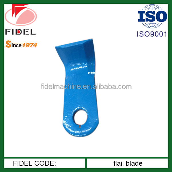 flawer cutting blade fidel mower blade