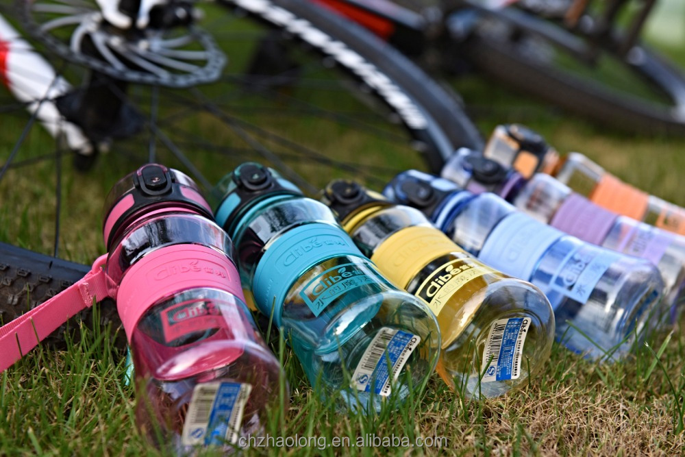 2016 wholesale good quality plastic water bottle outdoor sports