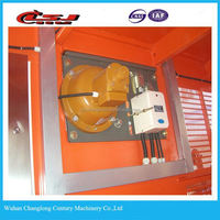 Building Hoist / Construction Elevator / anti-drop safety device