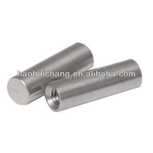 Double end stud bolt with nut For electric cooking heater