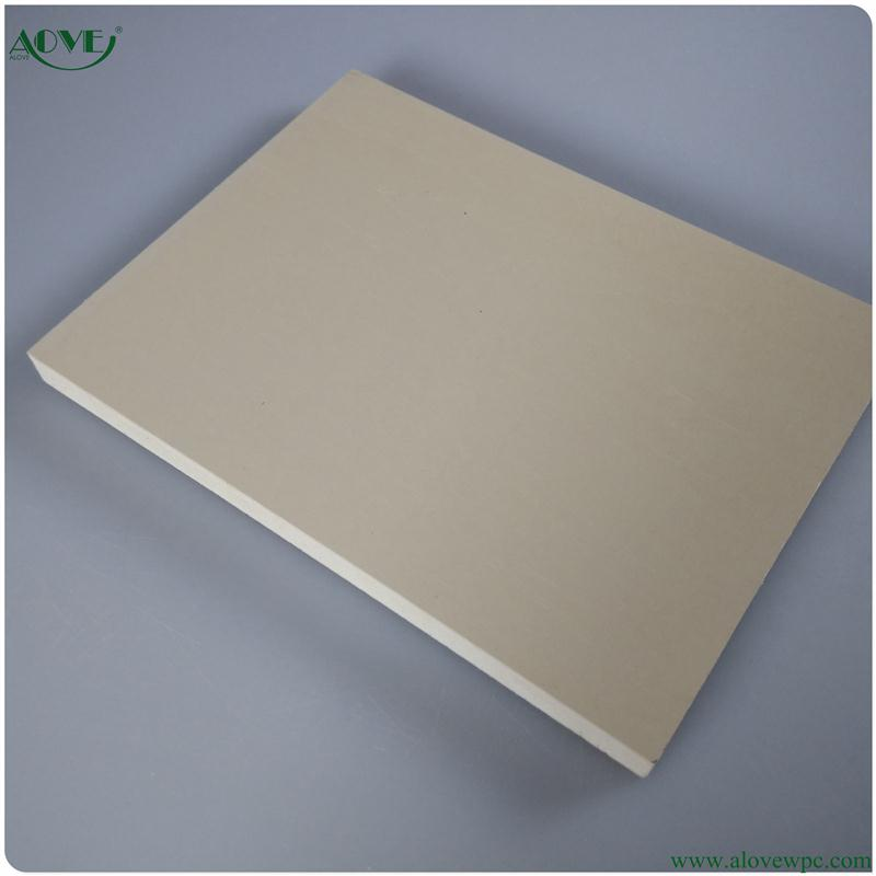 China newest wpc furniture wood plastic composite wpc product/plastic exterior trim