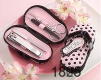 wholesale price materials used in manicure manicure pedicure sets&kits