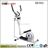 home used fitness exercise bike elliptical cross trainer