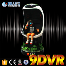 High return driving simulator 4d