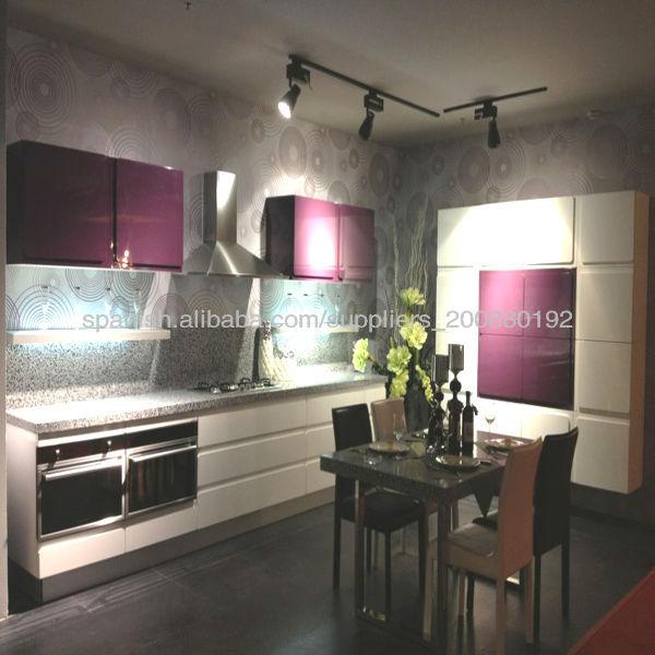 Combinaciones de colores cocina Moda gabinete para la venta caliente ...