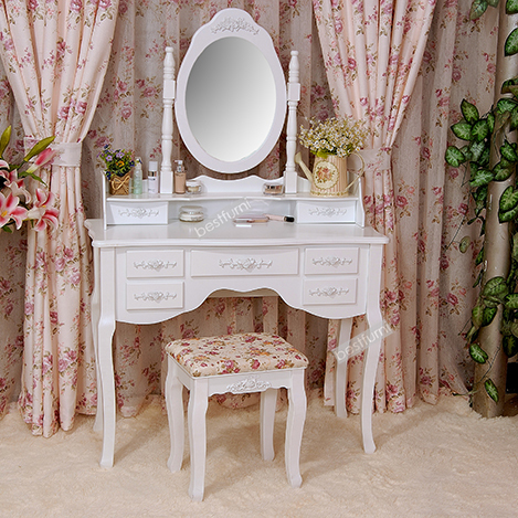 Modern dressing table with mirror designs for Bedroom