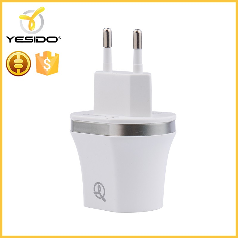 Fast charging high-quality one-year warranty usb charger <strong>wall</strong>