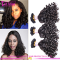 Buy Human Hair Online Wholesaler Funmi Hair Double Drawn Natural Color Unprocessed Virgin Brazilian Hair Double Drawn