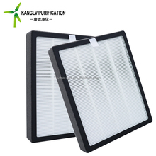 Family fresh air system low resistance hepa air filters, high quality air purification device
